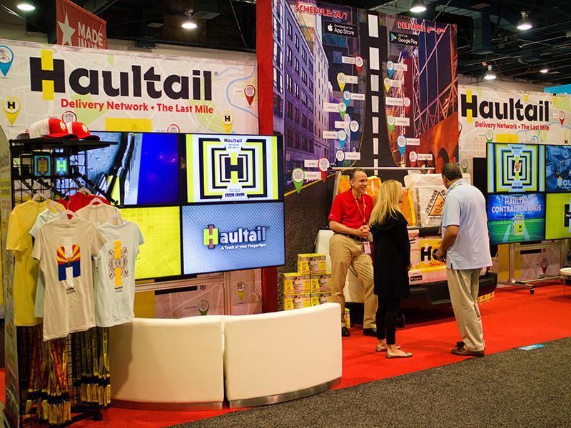 Haultail National Hardware Show Las Vegas 2019 - Haultail On