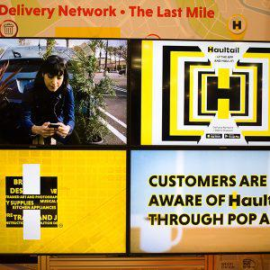 NATIONAL HARDWARE SHOW - Haultail On-Demand Delivery Network