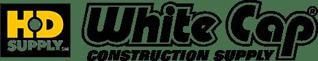 White Cap Delivery Near Me Service Logo