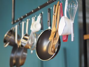 14. Have new kitchenware delivered for your new kitchen