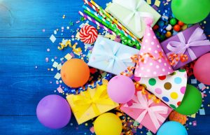 5. Order party supplies for a get-together