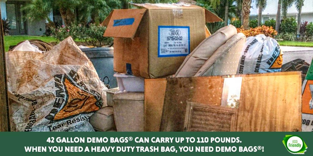 Buy Best & Cheap Demolition Bags – Demo Bags®