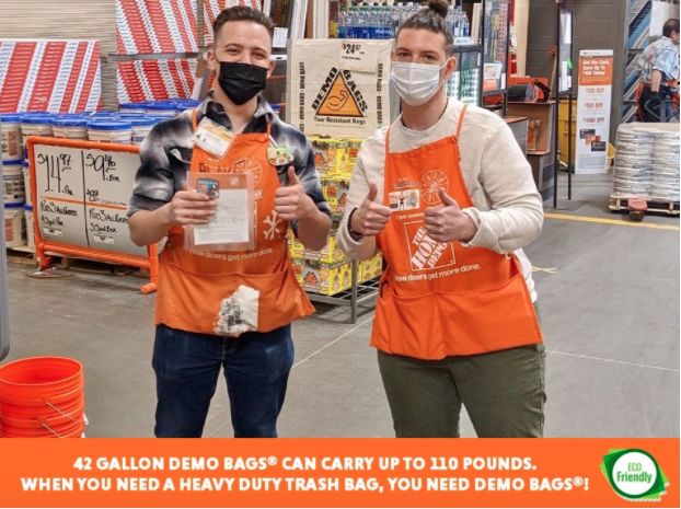 Buy Demo Bags® at Discounted Rates