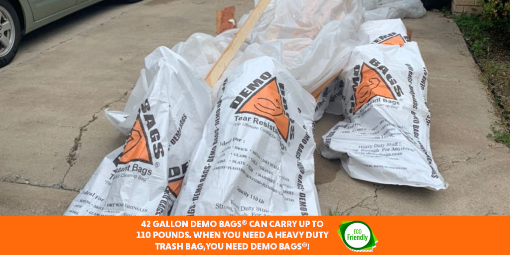 Demo Bags® – The Contractor Bags That Just Work!