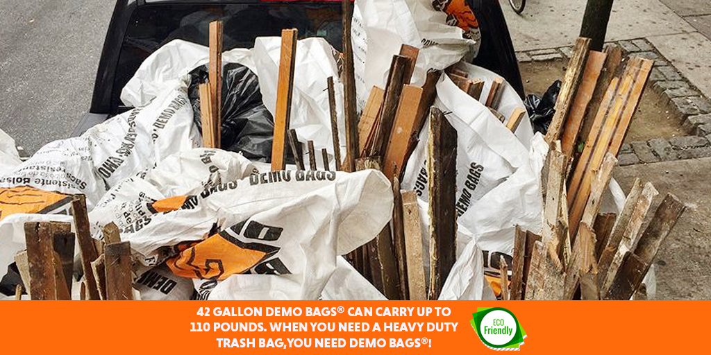Dumpster Bags By Demobags® | High Durability Bags