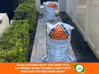 10 Survival Use-Cases of Contractor Trash Bags