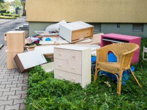 1. Furniture or Wooden Junk