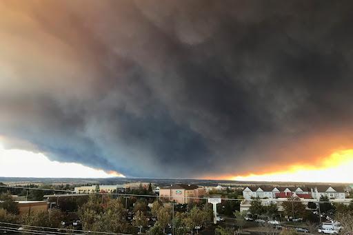 2. California Wildfire
