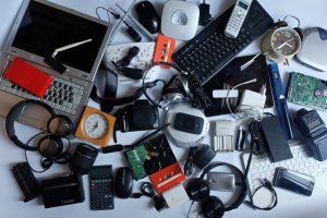 3. E-waste Removal