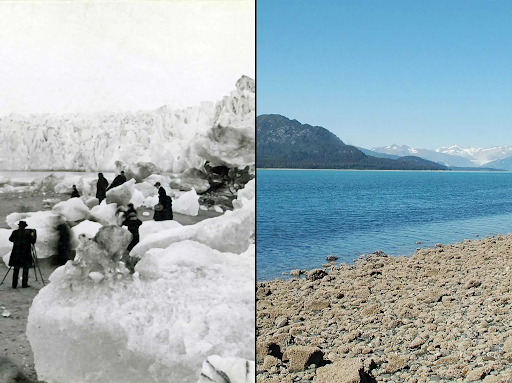 5. Melting Glaciers