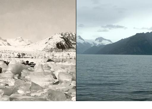 6. Glaciers Melting