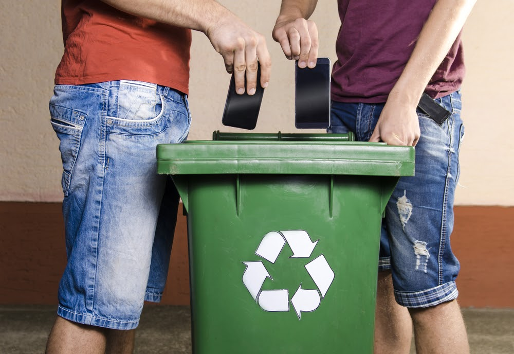 Donate e-waste Directly To Recycling Centers