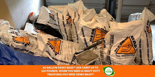 11 Facts About the Most Reliable Contractor Trash Bags Demo Bags®