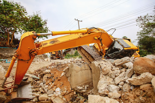 6 Common Types of Waste on a Construction Site