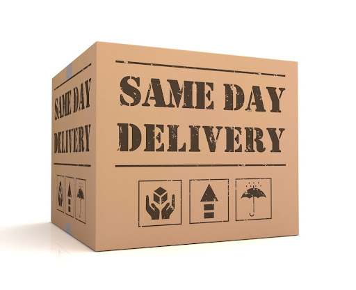 The Future of Retail is Same Day Delivery