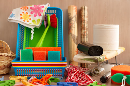 10 Most Common Household Items to Buy For a New Home